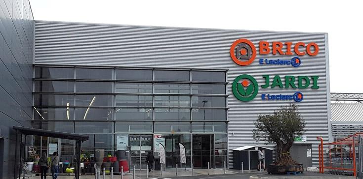 Brico Jardi Leclerc Centre Commercial Le Méridien Tarbes Ibos