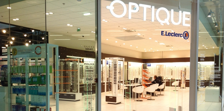 Optique E.Leclerc