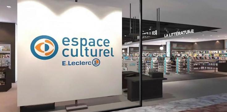 Entrée - Espace culturel E.Leclerc